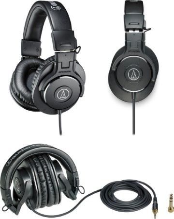 Audio Technica Ath M30x 0df59