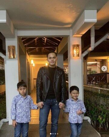 Potret Anak Nassar Dan Muzdalifah Falhan Abssar Custom Dc5e2