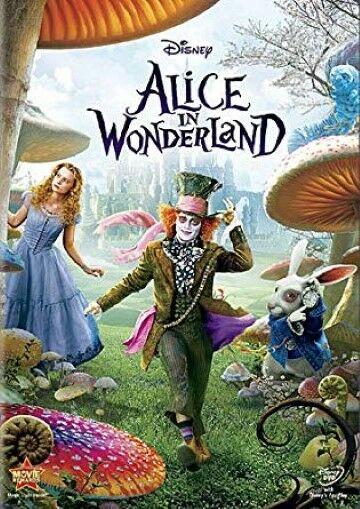 Film Terbaik Johnny Depp Alice In Wonderland 532b5