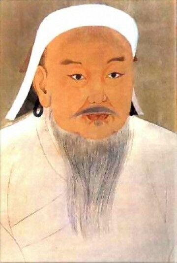 Genghis Khan 400c9