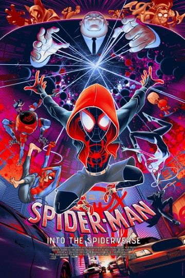 Spiderman Into The Spiderverse 5c155