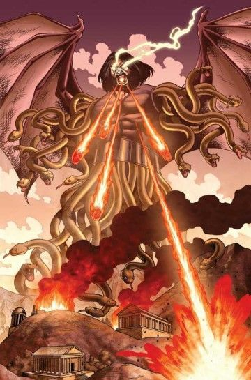 Makhluk Mitologi Yunani Terkuat 52f11