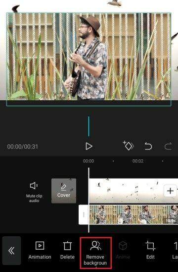 Cara Menghilangkan Background Video Di Capcut D08da