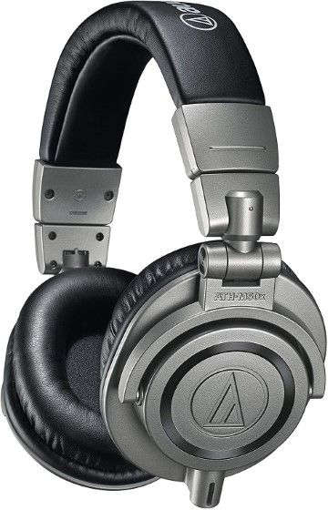 Headphone Audio Technica Ath M40x 6ffe2