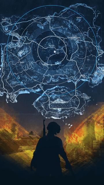 wallpaper-pubg-hd-smartphone-map