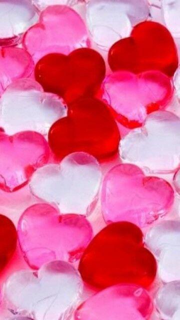 wallpaper-keren-3d-valentine-heart