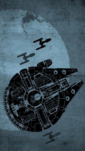 Wallpaper Keren Kartun Star Wars Large Fce5a