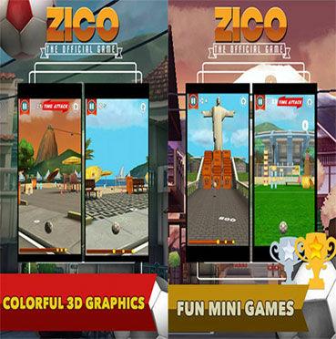 Zico The Official Game Untuk Android Dan Ios