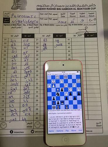 Grandmaster Catur Curang 1