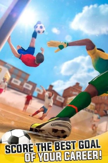 Game Futsal Android Terbaik 8 C485b