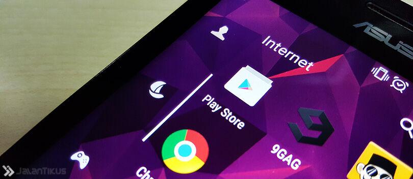 Cara Memperbaiki Google Play Store Error RPC di HP Android