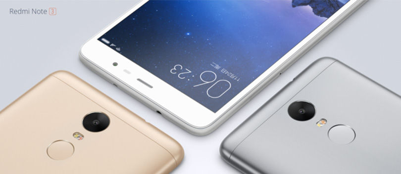 Xiaomi Redmi Note 3, Smartphone Xiaomi Pertama dengan Baterai 4000mAh