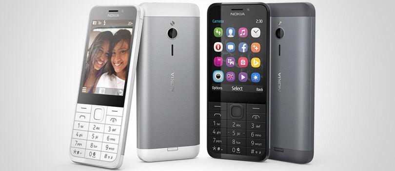 Nokia 230, Ponsel 700 Ribuan dengan Fitur Selfie Premium Terbaru