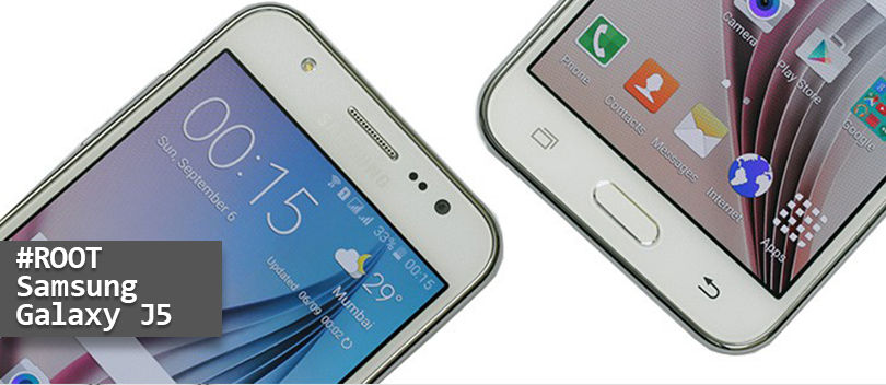 Cara Mudah Root Samsung Galaxy J5 (Semua Versi)