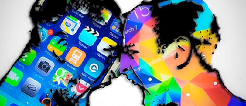 Samsung VS Apple, Siapa Raksasa Sesungguhnya?