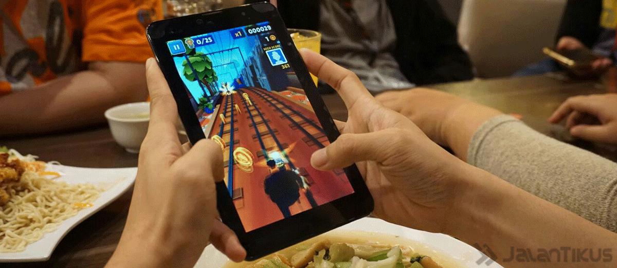 Review Advan Vandroid i7: Tablet 4G yang Nyaman di Mata, Nyaman di Kantong