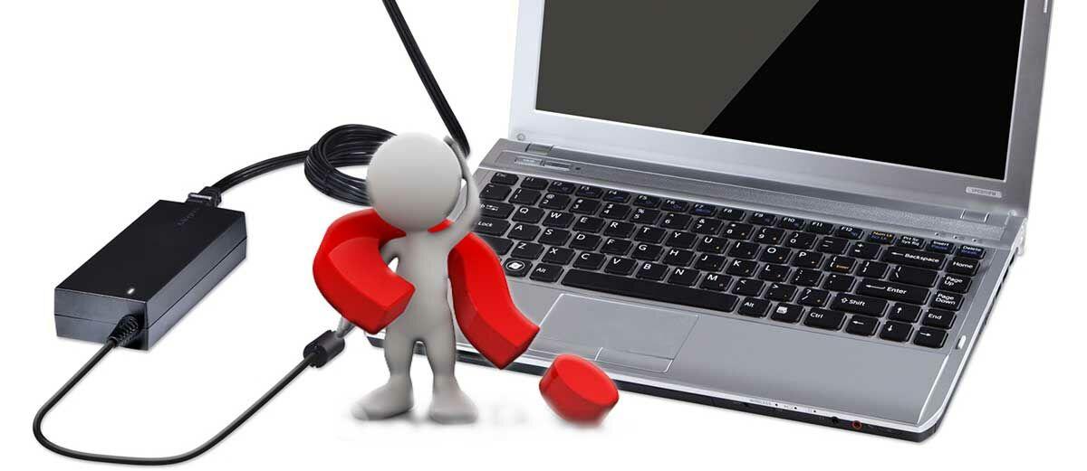 Jangan Dipotong, Ini Fungsi Silinder Kecil di Kabel Laptop!