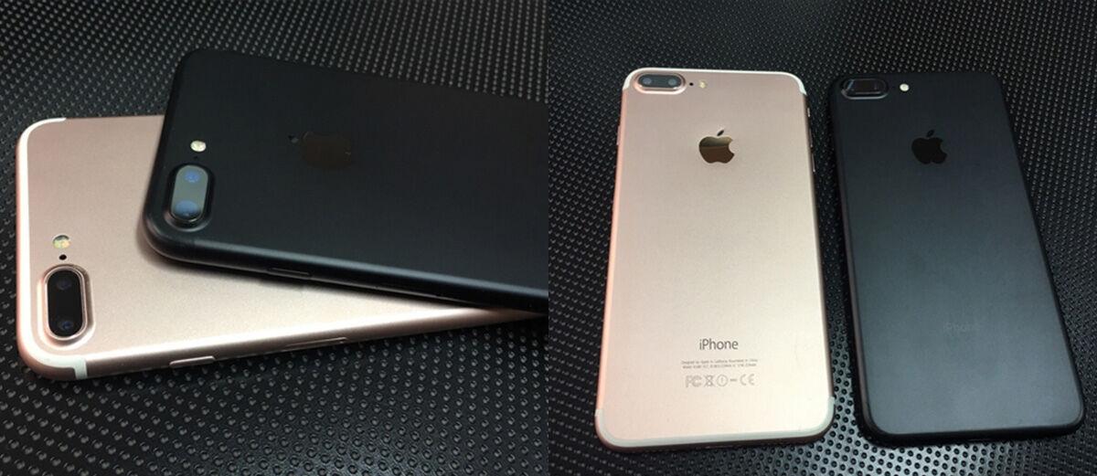Inilah Tiruan iPhone 7 Plus Buatan China yang Mirip Seperti Aslinya