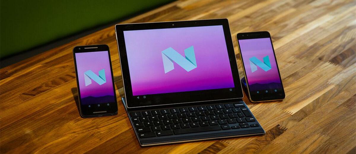 7 Merek Smartphone Dengan Update Android Nougat Paling Cepat