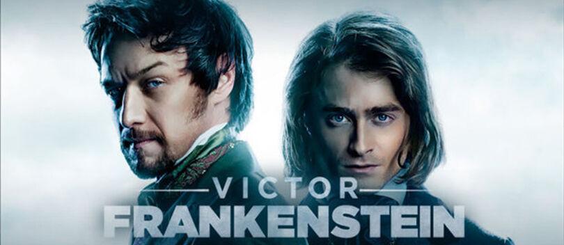 REVIEW: Victor Frankenstein