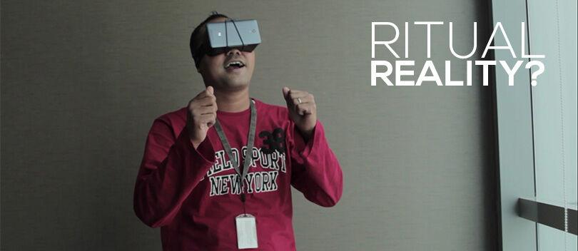 VIDEO: Ini Reaksi 'Norak' Orang-Orang Ketika Mencoba Virtual Reality