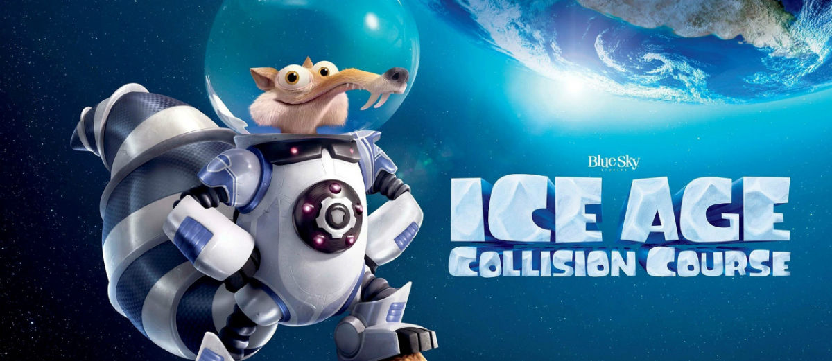 Review Ice Age: Collision Course