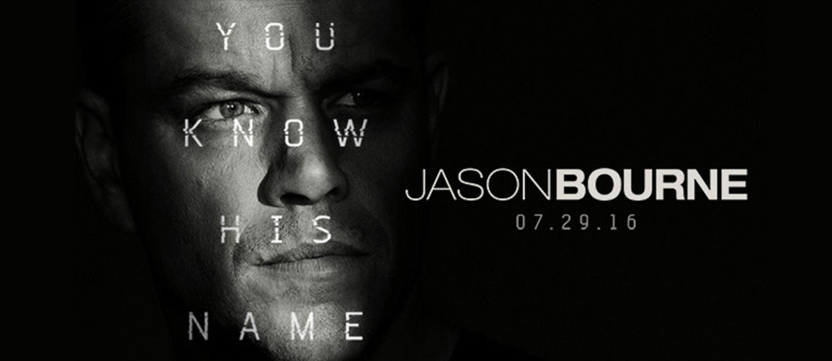 Review: Jason Bourne