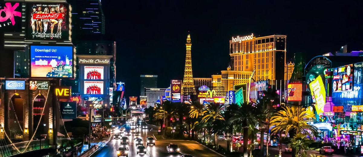 Wow! Inilah 6 Kejadian Unik yang Hanya Terjadi di Las Vegas
