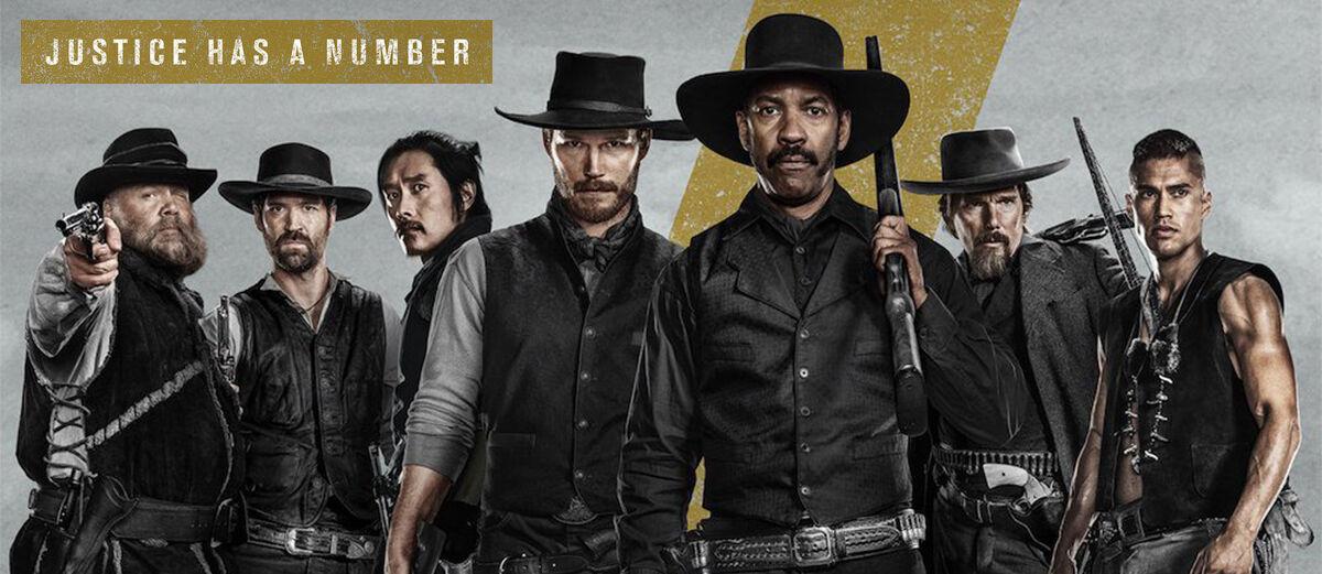 The Magnificent Seven: Aksi Cowboy Seru, Lucu dan Bikin Terharu