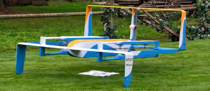 Amazon Prime Air, Drone Pengirim Barang Terbaru dari Amazon!