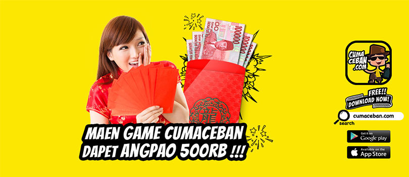 Rayakan Imlek, Cumaceban Bagi-bagi Angpao 500 Ribu!