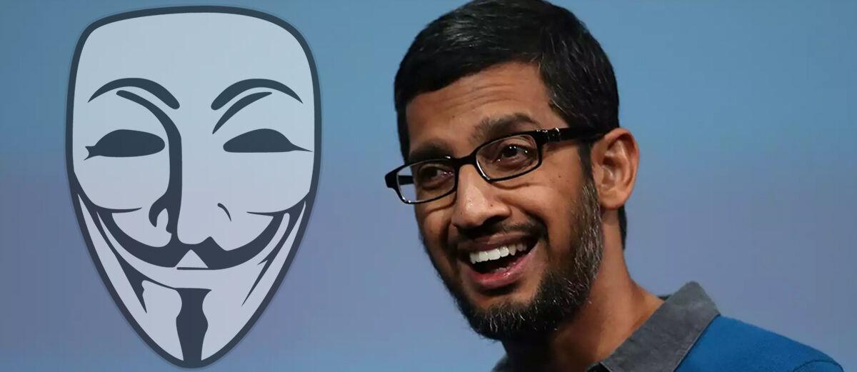 Kelompok Hacker Gila Ini Meretas Akun CEO Google