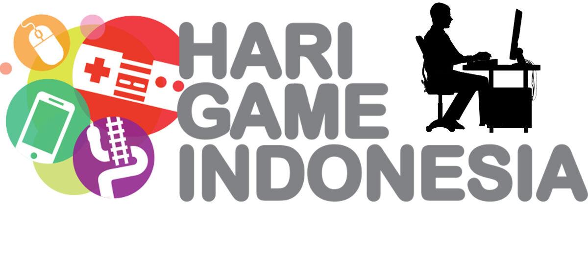 Sekarang, Hari Game Indonesia Siap Diperingati Para Gamers Sejati!