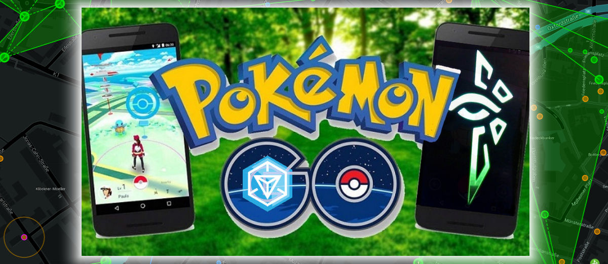 KEREN! Username di Ingress Kamu Bisa Dipakai di Pokemon GO