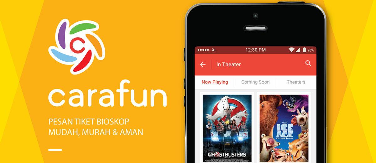 Asyik, Pesan Tiket Bioskop Sekarang Jadi Lebih Mudah!