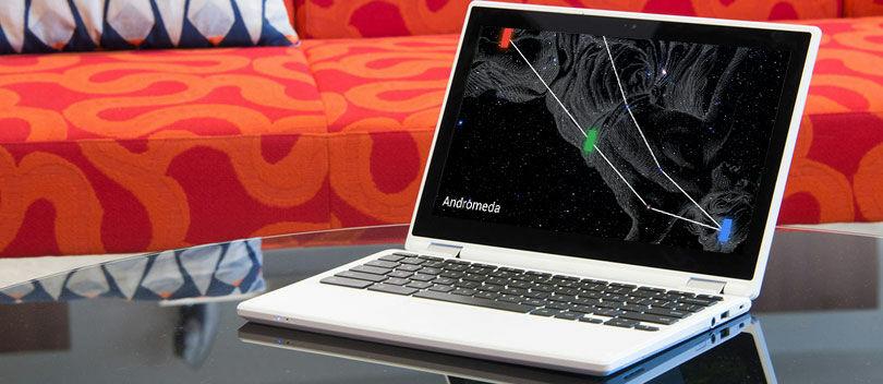 Perangkat Dengan Andromeda OS Pertama Akan Digarap oleh Huawei