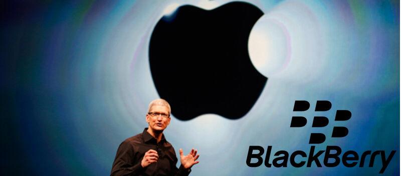 Benarkah Apple Dalang di Balik Hancurnya BlackBerry?