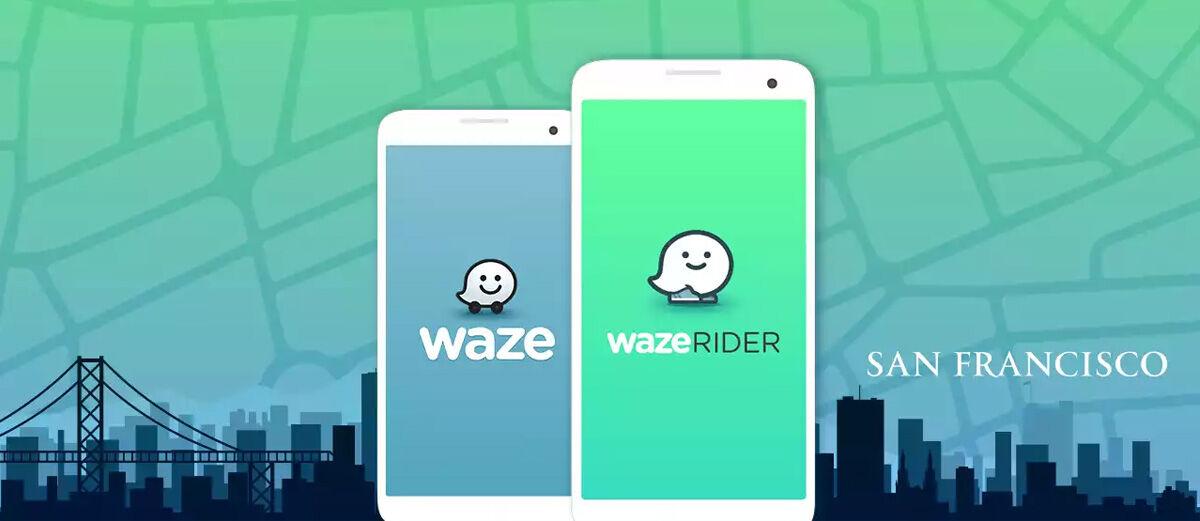 Google Waze Rider, Saingan Baru Uber, Go-Jek dan Grab