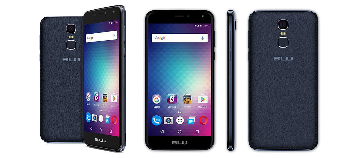 Blu Life Max, Smartphone Android 1 Jutaan Baterai Tahan 3 Hari