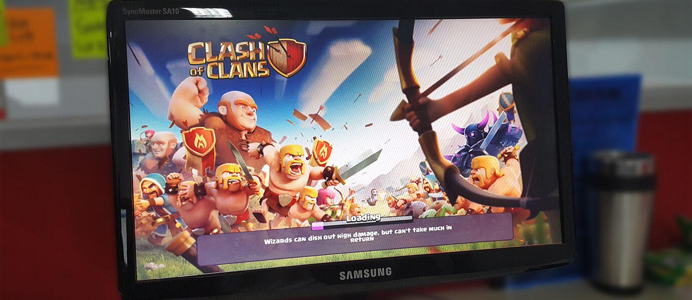Cara Bermain Clash of Clans di PC (Tanpa Emulator)