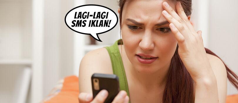 Cara Mudah Blokir SMS Iklan yang Mengganggu di Android