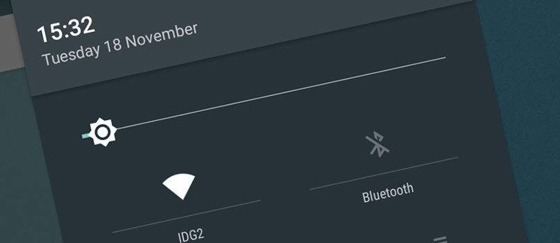 Cara Mudah Memasang Widget Favorit di Notification Bar