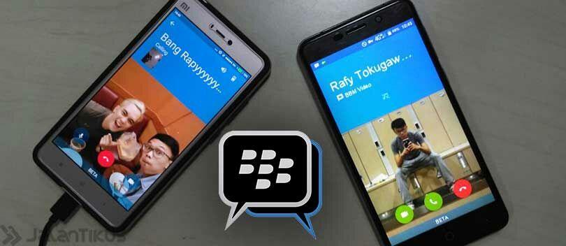 Cara Mencoba BBM Video Call untuk Android di Indonesia