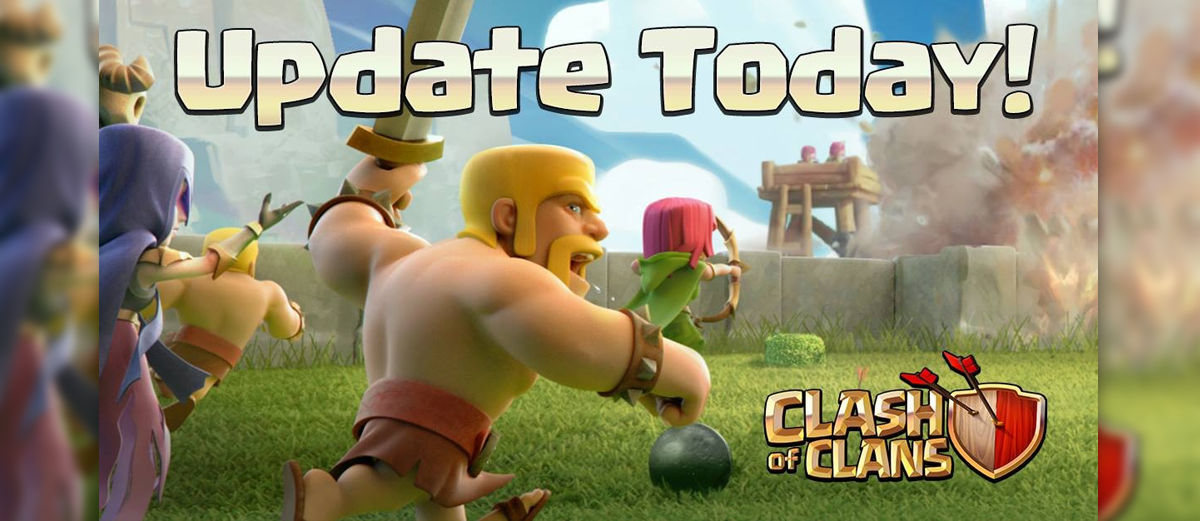 Download Clash of Clans (COC) Versi 8.332.2 Update 24 Mei 2016 Terbaru