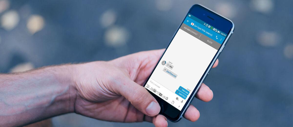 Cara Chatting BBM Tanpa Harus Invite PIN BBMnya