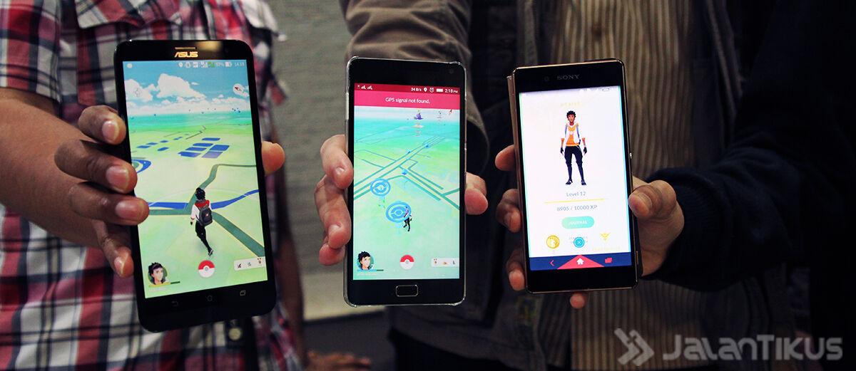 Panduan Lengkap dan Cara Memainkan Pokemon GO