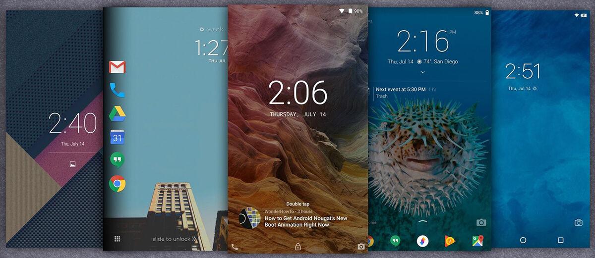 Aplikasi Lockscreen Android Paling Canggih Sejauh Ini