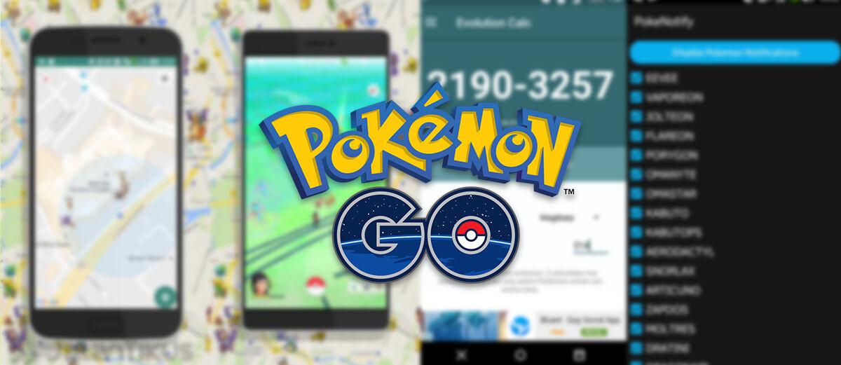 5 Aplikasi Android Ini Bisa Bantu Kamu Jadi Master Pokemon GO