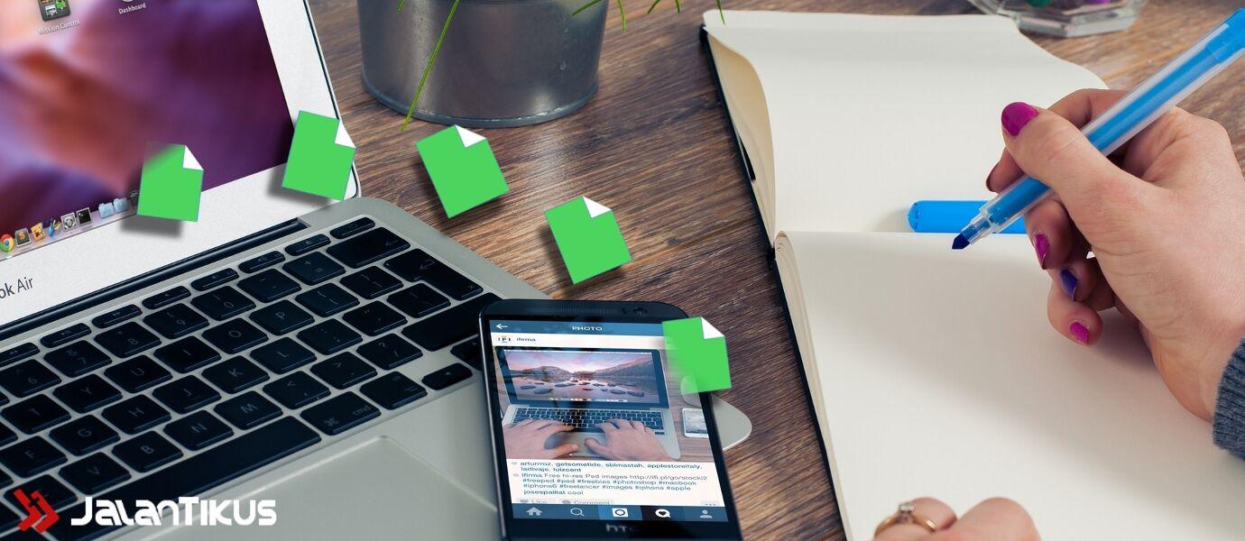 5 Cara Transfer File Dari PC ke Android Tanpa Aplikasi