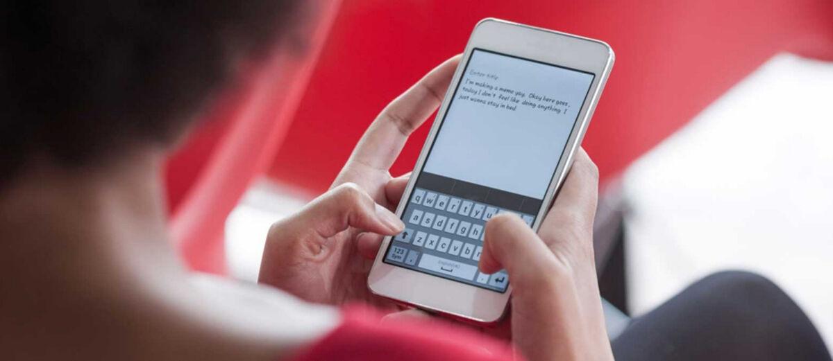 Seberapa Cepat Kamu Mengetik di Smartphone? Cek di sini